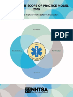 National EMS Scope of Practice Model 2019