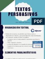 texto persuasivos