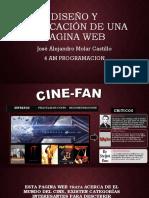 Prediseño Página Web