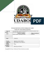 Analisis Del Caso de Transporte de Hidrocarburo Del Pozo en Desarrollo Bjo-x2