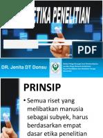 Prinsip Etika Penelitian-1
