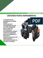 CINTURON PORTAHERRAMIENTAS