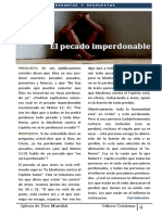 El Pecado Imperdonable-