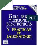 Stanley Wolf-Guia Para Mediciones Electronicas y Praciticas de Laboratorio1