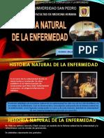 Historia Natural de La Enfermedad Tema 3