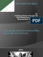 Presentation on Documentary Hypothesis.pdf