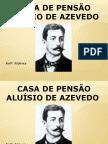 ALUÍZIO DE AZEVEDO