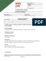 Pop 002 Auditoria de Inspeçao