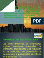 presentación petrolero