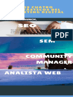 Los Cuatro FANTÁSTICOS Del Marketing Digital