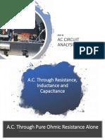 Ac Circuits Part III