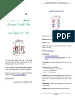 Guida ai servizi scolastici di Ceresole d'Alba
