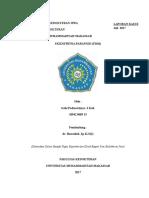 Lapsus Skizofrenia Paranoid (F20.0) Di RSKD Provinsi SulSel