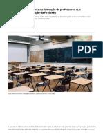 Os 5 pilares de mudança na formação de professores que revolucionou a educação da Finlândia _ Educação _ G1.pdf