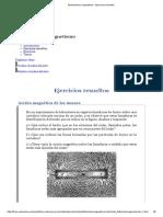 Electricidad y Magnetismo - Ejercicios Resueltos