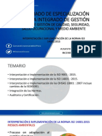 (2-5) - Sistema Integrado de Gestión - Ing. Davila