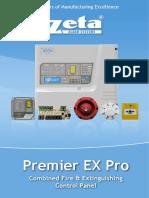 Zeta Alarm System EX-Pro-Brochure