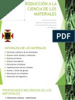 1. Introducción a Materiales