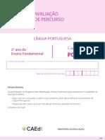 P0201MAIS ALFABETIZAÇÃO 2018
