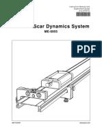 1 m PAScar Dynamics System Manual ME 6953