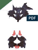 Laminas de Rorschach