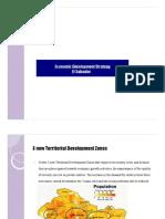 Estrategia de desarrollo economico para El Salvador
