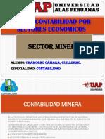 Exposicion de Contabilidad Sectores