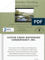 Green Infrastructure & Stormwater at Coffee Creek