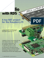190118 Radio FM con RDS Un proyecto HAT superior para Raspberry Pi.pdf