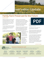 Land Conservation Update 2019