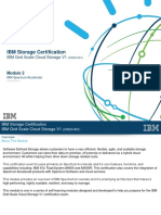 2.1 IBM Grid Scale Cloud Storage V1 (C9020-661) - Module 2 - IBM Spectrum Accelerate.pdf