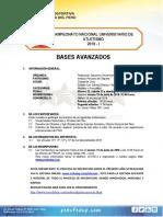 Bases Atletismo - 2018 I
