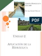 2. Aplicación de Hidraúlica (V2)
