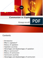communism vs capitalism