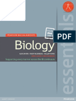 Biology - ESSENTIALS - Damon, McGonegal and Ward - Pearson 2016