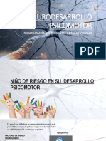 NEURODESARROLLO PSICOMOTOR