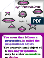 German Preposition