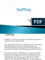 Unit 3 Staffing
