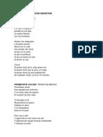 12 Canciones Letra Gerson