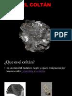 Trabajo Del Coltan