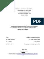 VARIACION DE LA RESISTENCIA DEL CONCRETO UASNDO AGUA DE MAR Y ARENA DE PLAYA.pdf