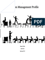 classroom management profile