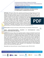 Os docentes na pós-graduação desafios para o novo PNE 2014-2014