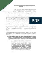 ARTICULOS DECLARADOS INCONSTITUCIONALES DE LA LEY 2492.docx