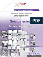 Guia sociologia política