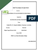 Unidad III. INTEGRAL MULTIPLE Y FUNCIONES VECTORIALES.docx