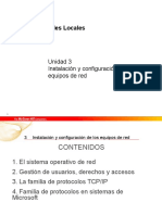 REDES UD03 Presentacion