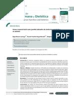Grasa corporal total como posible indicador de síndrome metabólico en adultos