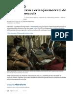 Crise se agrava e crianças morrem de fome na Venezuela - Internacional - Estadão.pdf