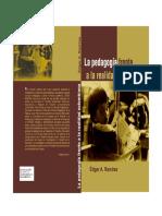 RAMIREZ, Edgar. La Pedagogia Frente a La Realidad Colombiana